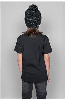 T-Shirt LEON Garçon W19131B (48626) - DEELUXE