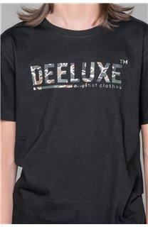 T-Shirt LEON Garçon W19131B (48627) - DEELUXE