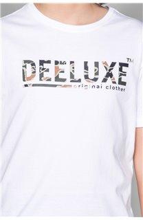 T-Shirt LEON Garçon W19131B (48632) - DEELUXE