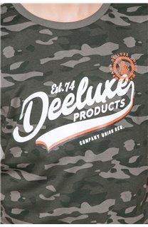T-Shirt MILO Garçon W19140B (48637) - DEELUXE