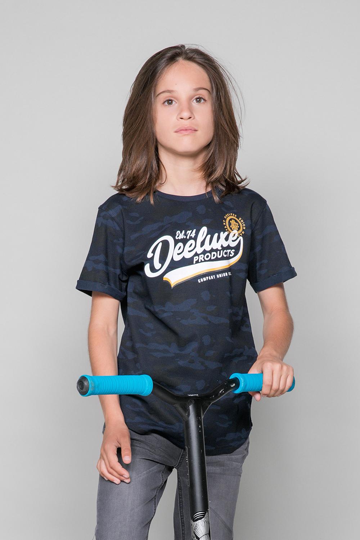 T-Shirt T-Shirt MILO Garçon W19140B (48638) - DEELUXE
