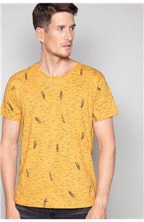 T-Shirt T-SHIRT FIZ Homme W19172 (48668) - DEELUXE