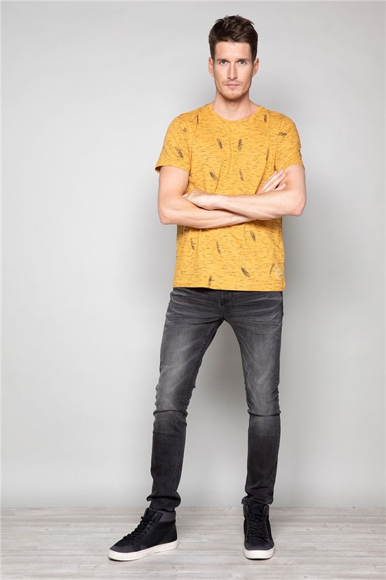 T-Shirt T-SHIRT FIZ Homme W19172 (48673) - DEELUXE