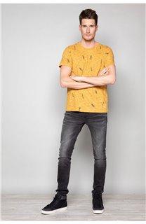 T-Shirt T-SHIRT FIZ Homme W19172 (48669) - DEELUXE