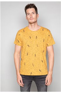 T-Shirt T-SHIRT FIZ Homme W19172 (48670) - DEELUXE