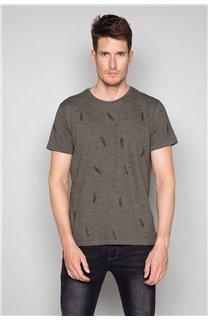 T-Shirt T-SHIRT FIZ Homme W19172 (48675) - DEELUXE