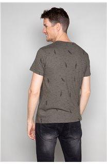 T-Shirt T-SHIRT FIZ Homme W19172 (48676) - DEELUXE