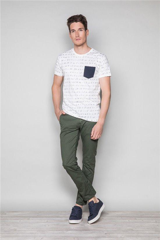 T-shirt SCRIPTY Homme Deeluxe
