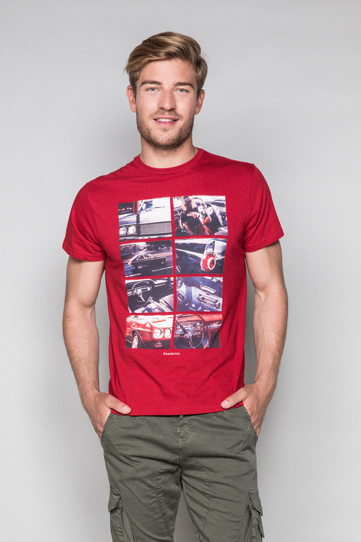 T-Shirt T-SHIRT MAGNUM Homme W19130 (48698) - DEELUXE