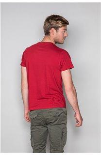 T-Shirt T-SHIRT MAGNUM Homme W19130 (48701) - DEELUXE