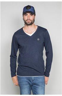 T-Shirt T-SHIRT LEGENDSON Homme W19197 (48743) - DEELUXE
