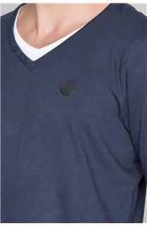 T-Shirt T-SHIRT LEGENDSON Homme W19197 (48745) - DEELUXE
