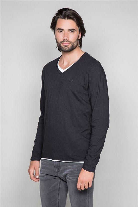 T-Shirt T-SHIRT LEGENDSON Homme W19197 (48756) - DEELUXE