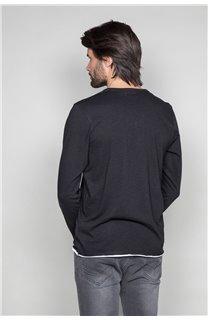 T-Shirt T-SHIRT LEGENDSON Homme W19197 (48749) - DEELUXE