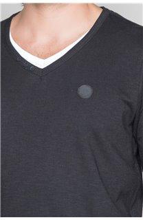 T-Shirt T-SHIRT LEGENDSON Homme W19197 (48750) - DEELUXE