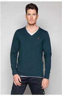 T-Shirt T-SHIRT LEGENDSON Homme W19197 (48751) - DEELUXE