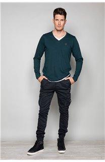 T-Shirt T-SHIRT LEGENDSON Homme W19197 (48752) - DEELUXE