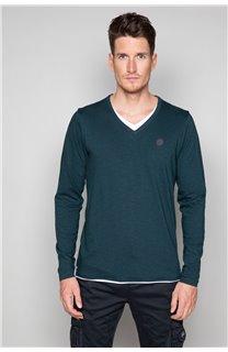 T-Shirt T-SHIRT LEGENDSON Homme W19197 (48753) - DEELUXE