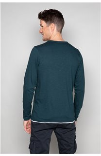 T-Shirt T-SHIRT LEGENDSON Homme W19197 (48754) - DEELUXE