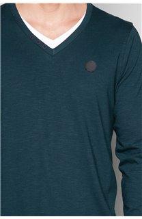 T-Shirt T-SHIRT LEGENDSON Homme W19197 (48755) - DEELUXE