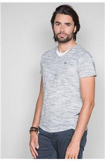 T-Shirt T-SHIRT TILDEN Homme W19177 (48763) - DEELUXE