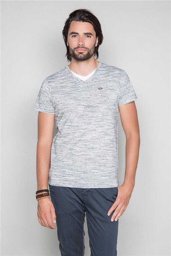 T-Shirt T-SHIRT TILDEN Homme W19177 (48767) - DEELUXE