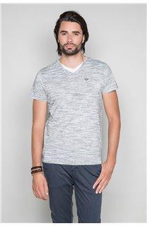 T-Shirt T-SHIRT TILDEN Homme W19177 (48764) - DEELUXE