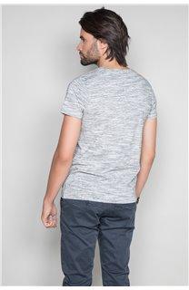 T-Shirt T-SHIRT TILDEN Homme W19177 (48765) - DEELUXE