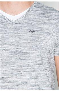 T-Shirt T-SHIRT TILDEN Homme W19177 (48766) - DEELUXE