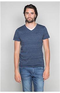 T-Shirt T-SHIRT TILDEN Homme W19177 (48769) - DEELUXE