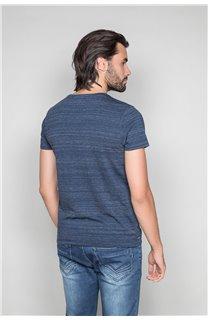 T-Shirt T-SHIRT TILDEN Homme W19177 (48770) - DEELUXE