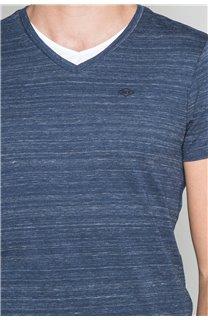 T-Shirt T-SHIRT TILDEN Homme W19177 (48771) - DEELUXE