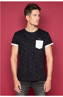 T-Shirt SHAMSON Homme W19195 (48777) - DEELUXE