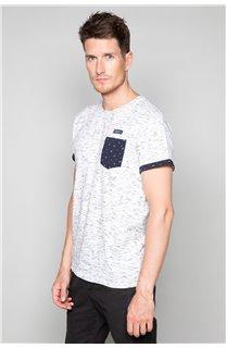 T-Shirt SHAMSON Homme W19195 (48782) - DEELUXE