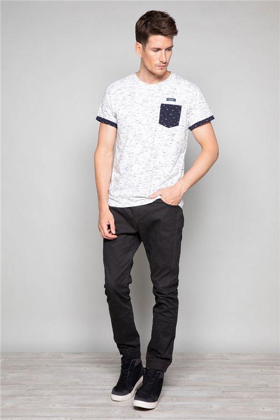 T-shirt SHAMSON Homme Deeluxe