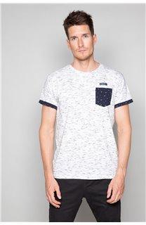 T-Shirt SHAMSON Homme W19195 (48784) - DEELUXE