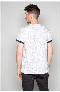 T-Shirt SHAMSON Homme W19195 (48785) - DEELUXE