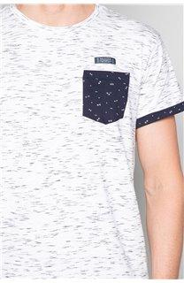 T-Shirt SHAMSON Homme W19195 (48786) - DEELUXE