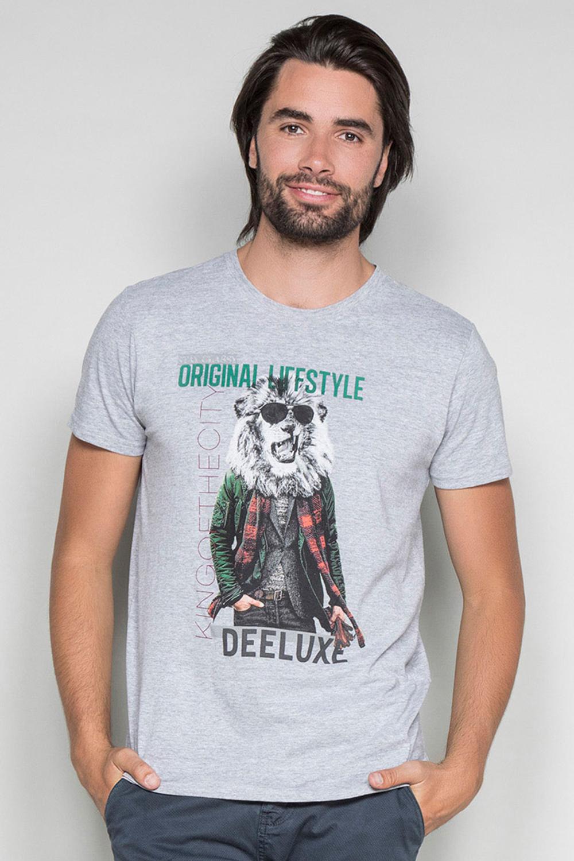 T-Shirt T-SHIRT CLASSY Homme W19155 (48787) - DEELUXE