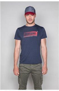 T-Shirt T-SHIRT SPEED Homme W19153 (48895) - DEELUXE