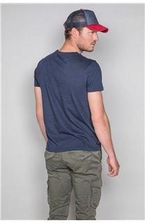 T-Shirt T-SHIRT SPEED Homme W19153 (48896) - DEELUXE