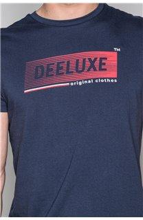T-Shirt T-SHIRT SPEED Homme W19153 (48897) - DEELUXE