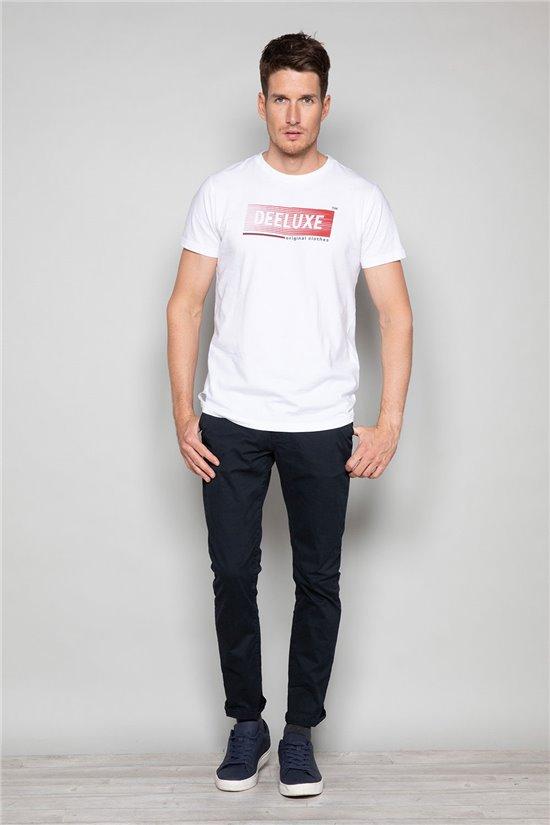 T-Shirt T-SHIRT SPEED Homme W19153 (48893) - DEELUXE