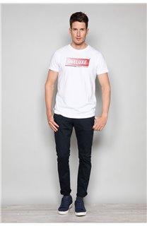 T-Shirt T-SHIRT SPEED Homme W19153 (48899) - DEELUXE