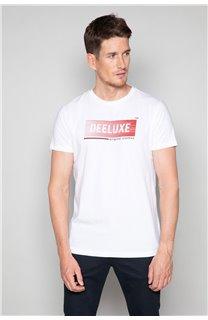 T-Shirt T-SHIRT SPEED Homme W19153 (48900) - DEELUXE