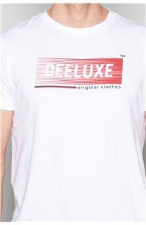 T-Shirt T-SHIRT SPEED Homme W19153 (48902) - DEELUXE