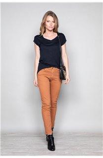 T-Shirt T-SHIRT SWEET Femme P131W (48924) - DEELUXE