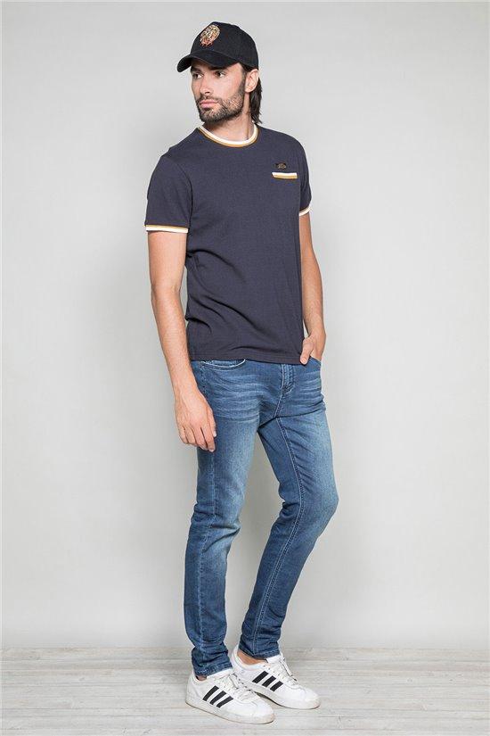 T-shirt HELLER Homme Deeluxe