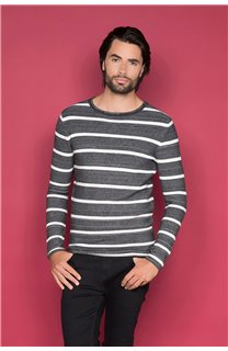 Pull PULL GRANITO Homme W19330 (48959) - DEELUXE