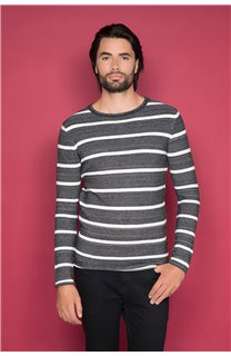 Pull PULL GRANITO Homme W19330 (48961) - DEELUXE